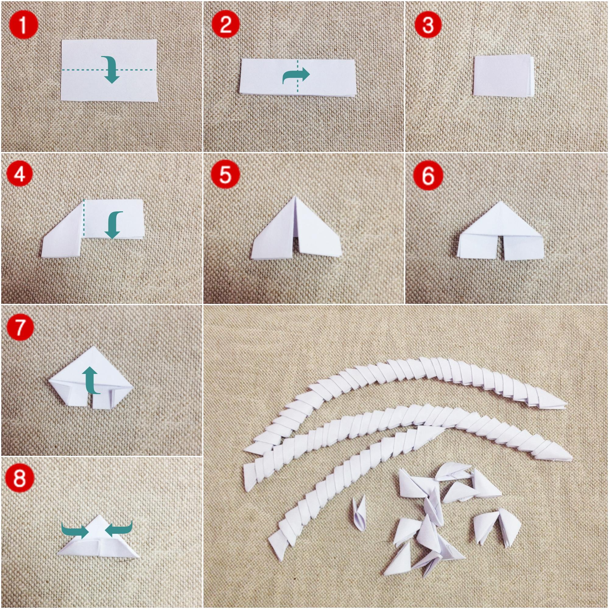 3 Boyutlu Origami Hobium Atölye