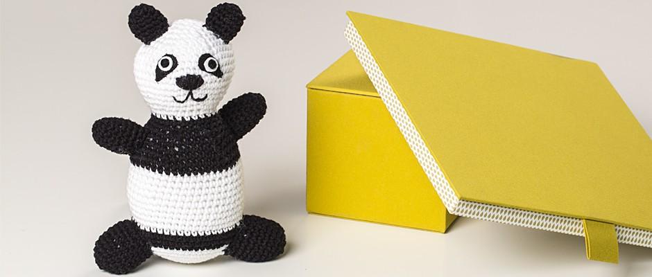 Amigurumi Örgü Panda Yapılışı
