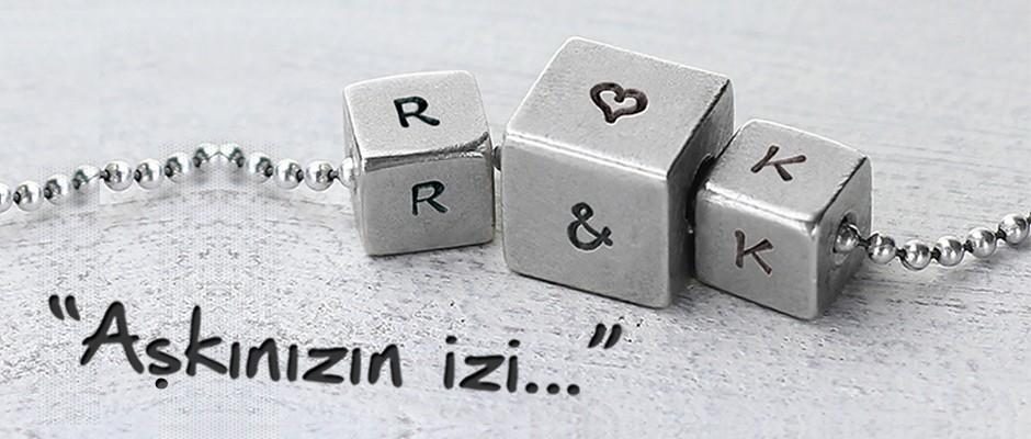 Sevgililer Günü İçin El emeği Hediyeler- Aşkınızın İzi Takılar