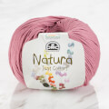 Dmc Natura Just Cotton Knitting Yarn, Dusty Rose Pink - N07