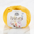 Dmc Natura Just Cotton Knitting Yarn, Yellow - N16
