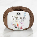 Dmc Natura Just Cotton Knitting Yarn, Brown - N22