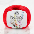 Dmc Natura Just Cotton Knitting Yarn, Red - N23