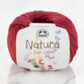 Dmc Natura Just Cotton Knitting Yarn, Red - N34