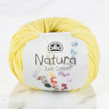 Dmc Natura Just Cotton Knitting Yarn, Yellow - N43