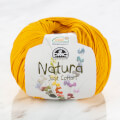 Dmc Natura Just Cotton Knitting Yarn, Mustard Yellow - N85