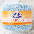 Dmc Babylo 50gr Cotton crochet thread No:10, Light Blue - 800