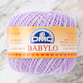 Dmc Babylo 50gr Cotton crochet thread No:10, Lilac - 211