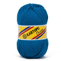 Kartopu Flora Mavi El Örgü İpi - K520