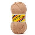Kartopu Flora Knitting Yarn, Beige - K884