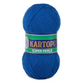 Kartopu 5 Skeins Super Perle Knitting Yarn, Deep Blue  - K530