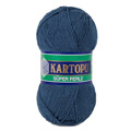Kartopu 5 Pack Super Perle Knitting Yarn, Blue - K650
