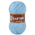 Kartopu Zambak Chunky Knitting Yarn, Light Blue - K540