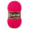 Kartopu Zambak Chunky Knitting Yarn, Fuchsia - K740