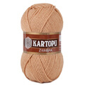 Kartopu Zambak Chunky Knitting Yarn, Beige - K884