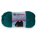 Kartopu Tempo Super Bulky Knitting Yarn, Green - K474