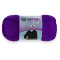 Kartopu Tempo Super Bulky Knitting Yarn, Purple - K707