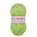 Kartopu Benekli Bebe Spotty Baby Variegated Knitting Yarn -H512