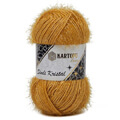 Kartopu 5 Skeins Simli Kristal Sparkle Knitting Yarn, Orange - K360
