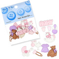 Dress It Up Creative Button Assortment, New Arrival Girl - 4750