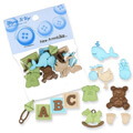 Dress It Up Creative Button Assortment, New Arrival Boy - 4749