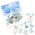 Dress It Up Creative Button Assortment, Baby Boy - 2120