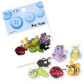 Dress It Up Creative Button Assortment, Bug Eyed - 6551