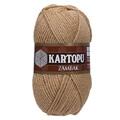 Kartopu Zambak Chunky Knitting Yarn, Beige - K848