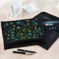 Duftin Stitch-Art Blue Tablet Case Cross Stitch Kit - 19641-AA0364