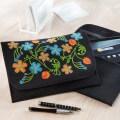 Duftin Stitch-Art Flower Tablet Case Cross Stitch Kit - 19640-AA0364