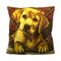 Collection D'art Brady Cushion Panel Kit, 40x40 cm