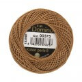 Domino Cotton Perle Size 8 Embroidery Thread (8 g), Brown - 4598008-00375