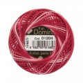 Domino Cotton Perle Size 8 Embroidery Thread (8 g), Variegated - 4598008-01204