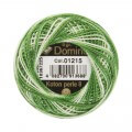 Domino Cotton Perle Size 8 Embroidery Thread (8 g), Variegated - 4598008-01215