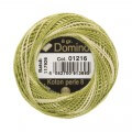 Domino Cotton Perle Size 8 Embroidery Thread (8 g), Variegated - 4598008-01216