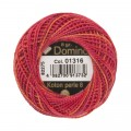 Domino Cotton Perle Size 8 Embroidery Thread (8 g), Variegated - 4598008-01316