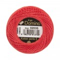 Domino Cotton Perle Size 8 Embroidery Thread (8 g), Pink - 4598008-02035