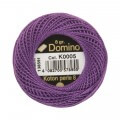 Domino Cotton Perle Size 8 Embroidery Thread (8 g), Purple - 4598008-K0005