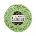 Domino Cotton Perle Size 8 Embroidery Thread (8 g), Green - 4598008-K0018