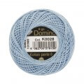 Domino Cotton Perle Size 8 Embroidery Thread (8 g), Blue - 4598008-K0028