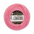 Domino Cotton Perle Size 8 Embroidery Thread (8 g), Pink - 4598008-K0033