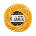 Domino Cotton Perle Size 8 Embroidery Thread (8 g), Variegated - 4598008-K0088