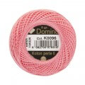 Domino Cotton Perle Size 8 Embroidery Thread (8 g), Pink - 4598008-K0096