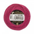 Domino Cotton Perle Size 8 Embroidery Thread (8 g), Purple - 4598008-K0106