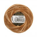 Domino Cotton Perle Size 8 Embroidery Thread (8 g), Variegated - 4598008-K0097