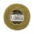 Domino Cotton Perle Size 8 Embroidery Thread (8 g), Brown - 4598008-K0107
