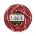 Domino Cotton Perle Size 8 Embroidery Thread (8 g), Variegated - 4598008-K0122
