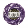 Domino Cotton Perle Size 8 Embroidery Thread (8 g), Variegated - 4598008-K0124