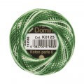Domino Cotton Perle Size 8 Embroidery Thread (8 g), Variegated - 4598008-K0125