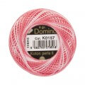 Domino Cotton Perle Size 8 Embroidery Thread (8 g), Variegated - 4598008-K0157